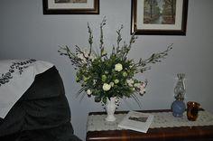 my bedroom arrangement