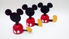 Bombom Casa do Mickey | Maria Augusta | Elo7
