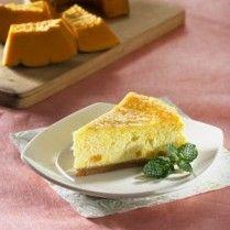 CHEESE CAKE LABU KUNING http://www.sajiansedap.com/mobile/detail/14770/cheese-cake-labu-kuning