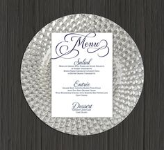 30+ Wedding Menu Templates - Free PSD Menu Templates Download