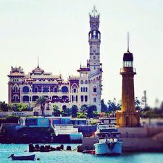 El Montazah Palace - Alexandria - Egypt