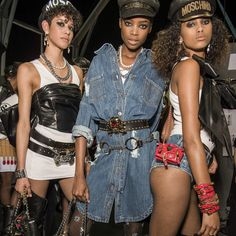 moschino to stream los angeles show in virtual reality http://ift.tt/1tlomrt #iD #Fashion