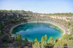 Las lagunas de Cañada del Hoyo - Cuenca Cuenca Spain, Places To Travel, Places To Visit, Beautiful Sites, Secret Places, Spain Travel, Portugal, Landscape, Gardens