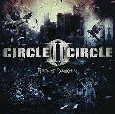 Circle II Circle [Reign of Darkness]. 2015.  Artwork : Joao Duarte http://www.jduartedesign.com/
