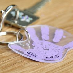 Do your little ones come home from school with those adorable paper handprint crafts they make from time to time? Mine sure do! However, I must admit they sometimes end up in the back of a drawer or torn, which is why I must tell you about these fantastic shrinky