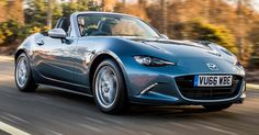 Mazda Cools Up MX-5 With New Arctic Edition For The UK [47 Images] #Galleries #Mazda
