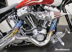 Mad Hornets - Spike Air Cleaner Intake Filter Kit for Harley Davidson S