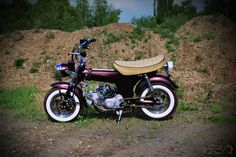My Honda Dax by Sen007