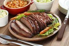 How to Cook Topside of Beef Cooking Corned Beef, Crock Pot Cooking, Slow Cooker Recipes, Crockpot Recipes, Cooking Recipes, Smoked Beef Brisket, Brisket Flat, Texas Brisket, Bbq Brisket