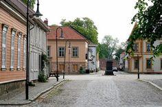 Fredrikstad, Norway (Amina-home)