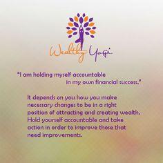 #wealthyyogi