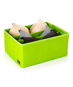 Take a look at this Green Organizer Bin by Scout by Bungalow on #zulily today!