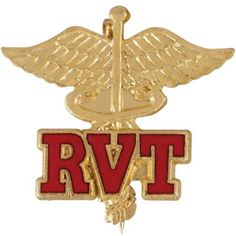 Registered Veterinary Technician, now we just need to work on RN level respect.