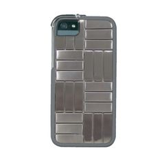 Faux Metal Leverage iPhone 5/5s case