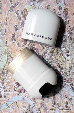 Review: Marc Jacobs Beauty Glow Stick Glistening Illuminator in Spotlight