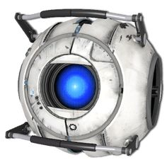 Amazingly cool Wheatley Puppet by Furin Cosplay (with Wonderflex) Portal 2 Wheatley, Aperture Science, Game Textures, You Monster, Half Life, 4 Life, Thing 1, Video Game Characters, Cute Gif