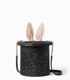 make magic rabbit in hat shoulder bag Kate Spade New York Unique Handbags, Unique Purses, Unique Bags, Cute Purses, Purses And Bags, Spring Handbags, Kate Spade Handbags, Kate Spade Purse, Lv Handbags