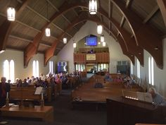 Crooked Creek Baptist Church in Indianapolis, August 2016.