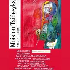 "@art_raili_lehva shared a photo on Instagram: ""Welcome! @moisionkartano #artexhibition #finland #artraililehva #art #artist #abstractors #abstractpainting #acrylicpainting…"" • Sep 4, 2020 at 6:19pm UTC Finland, Abstract, Artist, Books, Painting, Instagram, Livros, Libros, Painting Art"