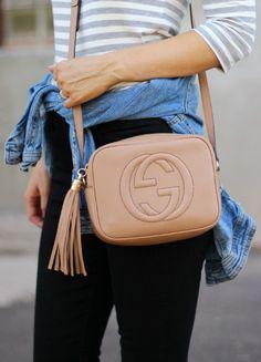 Gucci Soho Disco Bag @luisaviaroma