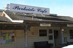 parkside cafe, stinson beach, CA