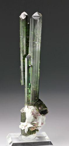 Pederneira mine Tourmaline 18cm tall