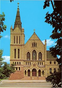 St Joseph's Catholic Church in Ogden, Utah.  A wonderful parish! My grandparents funerals were at this church, the inside is absolutely beautiful
