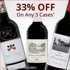 33% on any 3 cases