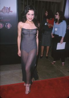 Pin for Later: The Drop Dead Gorgeous Premiere Will Give You So Much '90s Nostalgia Brittany Murphy Vamped It Up . . .