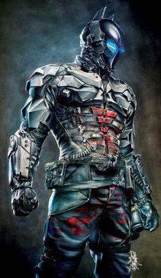 Arkham Knight Fanart by Sarah Albini Im Batman, Batman Art, Batman Robin, Marvel Dc Comics, Anime Comics, Jason Todd, Gotham, Univers Dc, Batman Arkham Knight