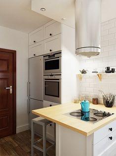 mała biała kuchnia1