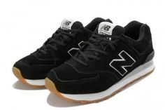 New Balance NB 574 Sombre Brun/Beige Chaussures Homme