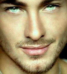 Some of the most Beautiful Eyes You will ever see - Page 3 of 7 - Inspired Beauty Most Beautiful Eyes, Beautiful Men Faces, Stunning Eyes, Gorgeous Men, Beautiful People, How To Get Jawline, How To Do Contouring, Rare Eye Colors, Rare Eyes