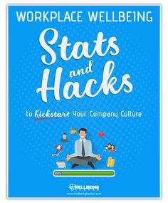 Download this Workplace Wellbeing Guide to get research and action steps that will help you kickstart a culture of thriving employees.