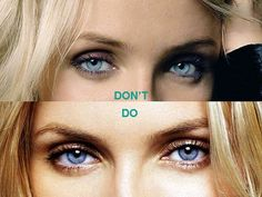 BEST EYE MAKEUP FOR DEEP SET BLUE EYES- 10 MISTAKES TO AVOID. Got those beautiful baby #blueeyes? Learn what mistakes to AVOID when applying makeup for #deepseteyes. Starting from determining your eye shadow colors, to your eyebrows, applying #falselashes and the decision to curl or not to curl those eyelashes. Let these DO's and DON'Ts be your guide.