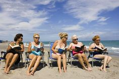 "OK Ladies... Grab your best ""Gal Pals"" and head to Sandbridge for a fun Girlfriends Getaway!  Sandbridge Beach - Virginia Beach, VA - Siebert Realty"