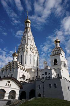 Iglesia de Todos los Santos - Minsk, Bielorrusia