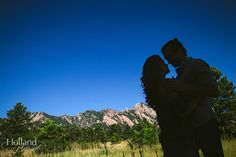 Engagement Session Boulder, Colorado #Engagement, Tricia & Ian, Image by Holland Photo Arts