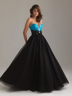 plus size empire waist prom dresses | ... Beaded Taffeta & Tulle Strapless Sweetheart Empire Waist Prom Gown