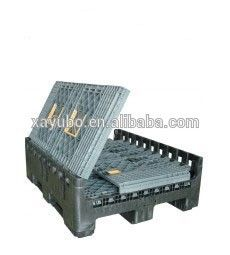 plastic crates for fruits