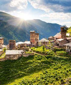15 мест, которые нужно посетить в Грузии
