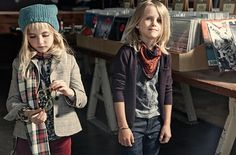 love the kids styling..