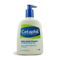 Cetaphil Normal to Oily Skin Daily Facial Cleanser, $10 | 16 Men's Grooming Products That You'll Need For Fall And Winter