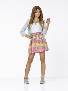 zendayas foot wear in the movie zapped - Google Search