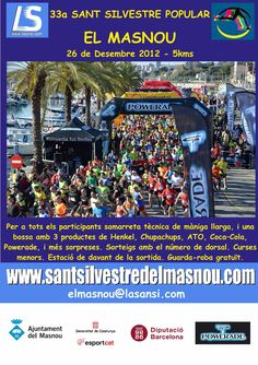 Red Runners: 33a Sant Silvestre El Masnou