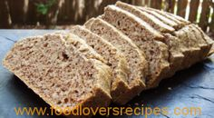 Paleo Fluffy Bread, A Grain-Free, Wheat-Tasting Sandwich Base-I made this yesterday I used a little less flax than it called for. It's decent bread but not as good as the paleo herb bread I made last. Primal Recipes, Real Food Recipes, Cooking Recipes, Healthy Recipes, Bread Recipes, Healthy Breads, Diet Recipes, Healthy Food, Skinny Recipes