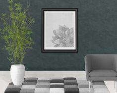 Succulent Succulent Gifts Succulent Print by TrendingArtPrints