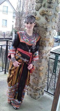 tenu traditionnel algeroise