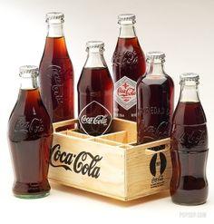 Coca-Cola by Cenika