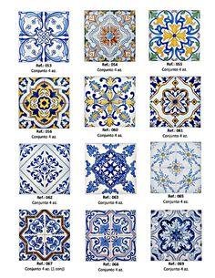 Tile Murals, Mural Art, Tile Art, Mediterranean Tile, Islamic Art Pattern, Talavera Pottery, Clay Tiles, Portuguese Tiles, Plate Design